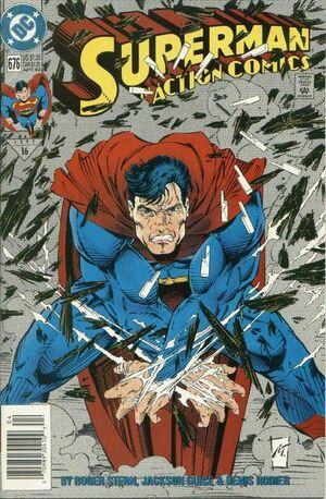 Action Comics Vol 1 676