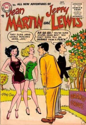 Adventures of Dean Martin and Jerry Lewis Vol 1 24