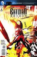 Batman Beyond Unlimited Vol 1 2