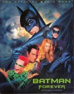 Batman Forever Official Movie Book