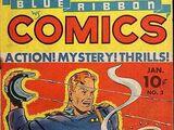 Blue Ribbon Comics Vol 1 3