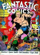 Fantastic Comics Vol 1 1
