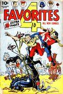 Four Favorites Vol 1 26