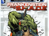 Frankenstein, Agent of S.H.A.D.E. Vol 1 0