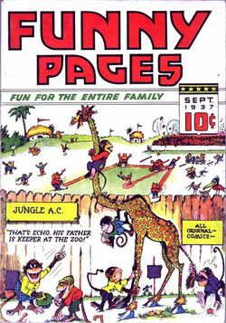 Funny Pages Vol 1 12
