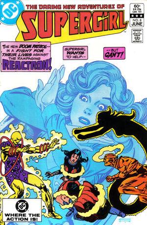Supergirl Vol 2 8