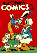Walt Disney's Comics and Stories Vol 1 27