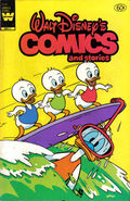 Walt Disney's Comics and Stories Vol 1 504