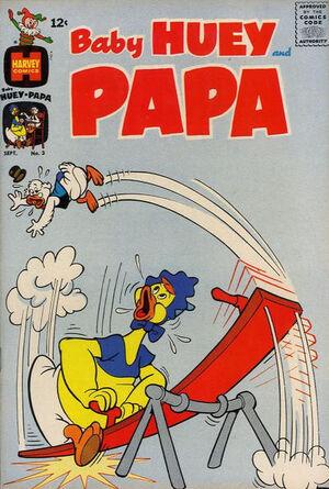 Baby Huey and Papa Vol 1 3