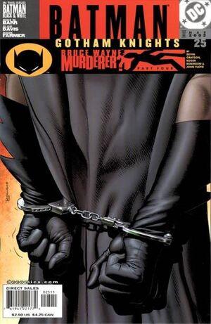 Batman Gotham Knights Vol 1 25