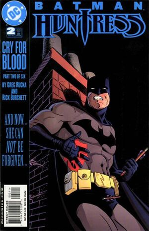 Batman Huntress Cry for Blood Vol 1 2