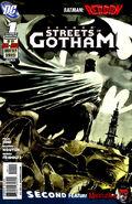 Batman Streets of Gotham Vol 1 1