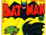 Batman Vol 1
