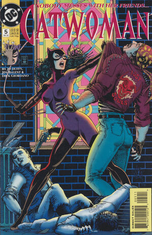 Catwoman Vol 2 5