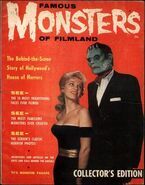 Famous Monsters of Filmland Vol 1 1