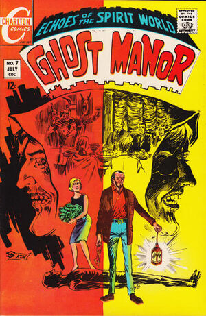 Ghost Manor Vol 1 7