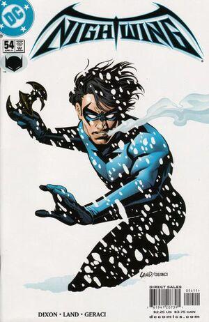 Nightwing Vol 2 54