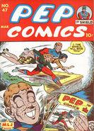 Pep Comics Vol 1 47