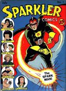 Sparkler Comics Vol 2 1