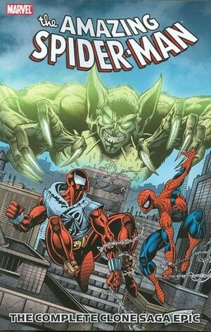 Spider-Man The Complete Clone Saga Epic Vol 1 2