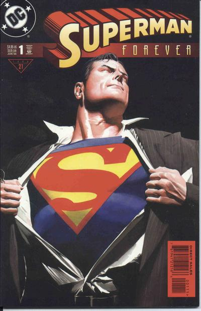 image superman forever vol 1 1jpg hey kids comics