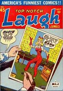 Top-Notch Laugh Comics Vol 1 45