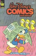 Walt Disney's Comics and Stories Vol 1 493