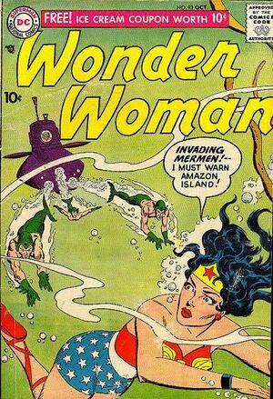 Wonder Woman Vol 1 93