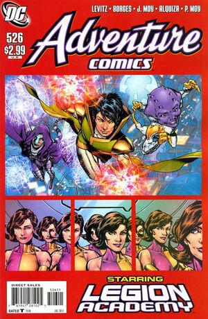 Adventure Comics Vol 1 526