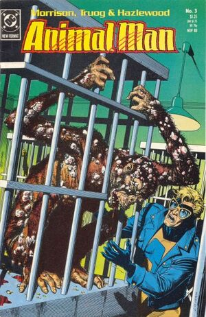 Animal Man Vol 1 3