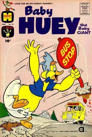 Baby Huey Vol 1 35