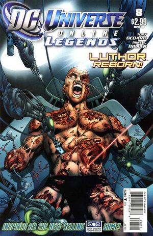 DC Universe Online Legends Vol 1 8