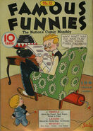 Famous Funnies Vol 1 12