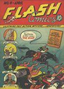 Flash Comics Vol 1 4