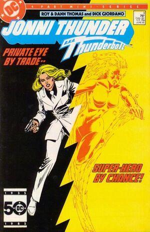 Jonni Thunder Vol 1 3
