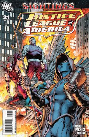 Justice League of America Vol 2 21