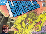 Legion of Super-Heroes Vol 2 266