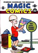 Magic Comics Vol 1 1