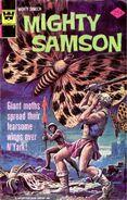 Mighty Samson Vol 1 31 Whitman