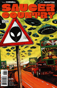 Saucer Country Vol 1 6