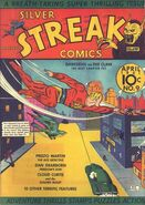 Silver Streak Comics Vol 1 9