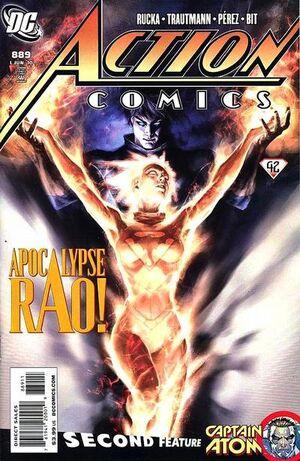 Action Comics Vol 1 889