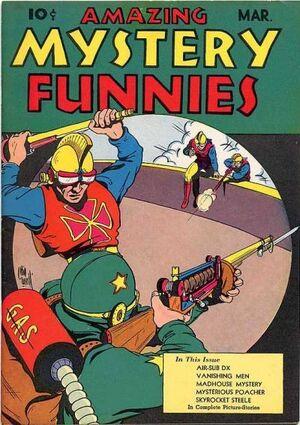 Amazing Mystery Funnies Vol 1 7