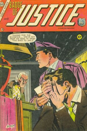 Badge of Justice Vol 1 22