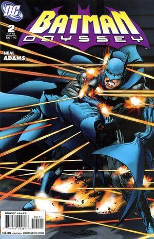 Batman Odyssey Vol 1 2