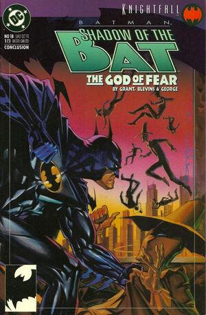 Batman Shadow of the Bat Vol 1 18