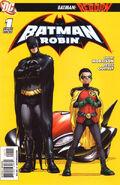 Batman and Robin Vol 1 1