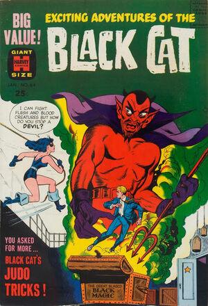 Black Cat Comics Vol 1 64