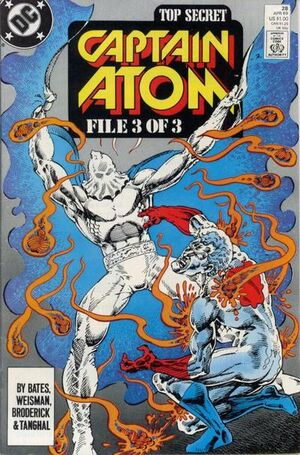 Captain Atom Vol 1 28