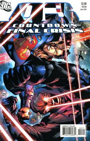 Countdown to Final Crisis Vol 1 3